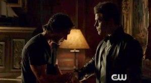 TVD-6x17- Damon&Stefan
