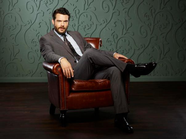 "HOW TO GET AWAY WITH MURDER - ABC's ""How to Get Away with Murder"" stars Charlie Weber as Frank Delfino. (ABC/Craig Sjodin)"