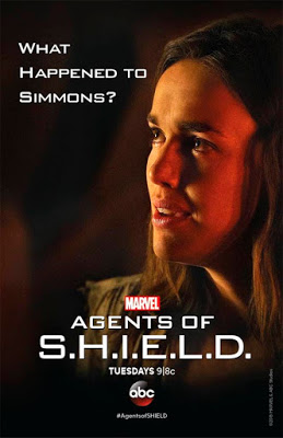 Agents of S.H.I.E.L.D. 3x05 - 4,722 Hours - POSTER (Jemma Simmons)