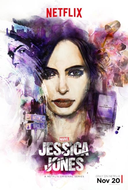 Jessica Jones, poster