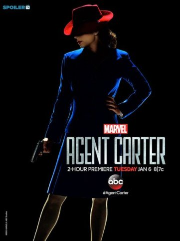 Agent carter, season 1C