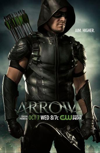 Arrow, 4 season