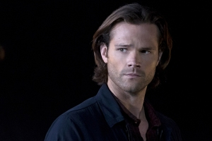"""Supernatural -- """"O Brother Where Art Thou?"""" -- Image SN1109A_0123.jpg -- Pictured: Jared Padalecki as Sam -- Photo: Katie Yu/The CW -- © 2015 The CW Network, LLC. All Rights Reserved."""