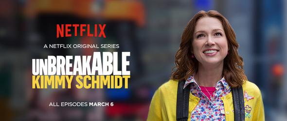 Unbreakeable Kimmy Smidcht, season 1