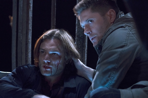 """Supernatural -- """"The Devil in The Details"""" -- Image SN1110b_0139 -- Pictured (L-R): Jared Padalecki as Sam and Jensen Ackles as Dean -- Photo: Katie Yu/The CW -- © 2016 The CW Network, LLC. All Rights Reserved."""