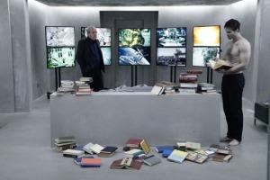 Ward y los libros
