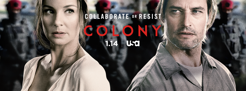 the colony serie deutsch