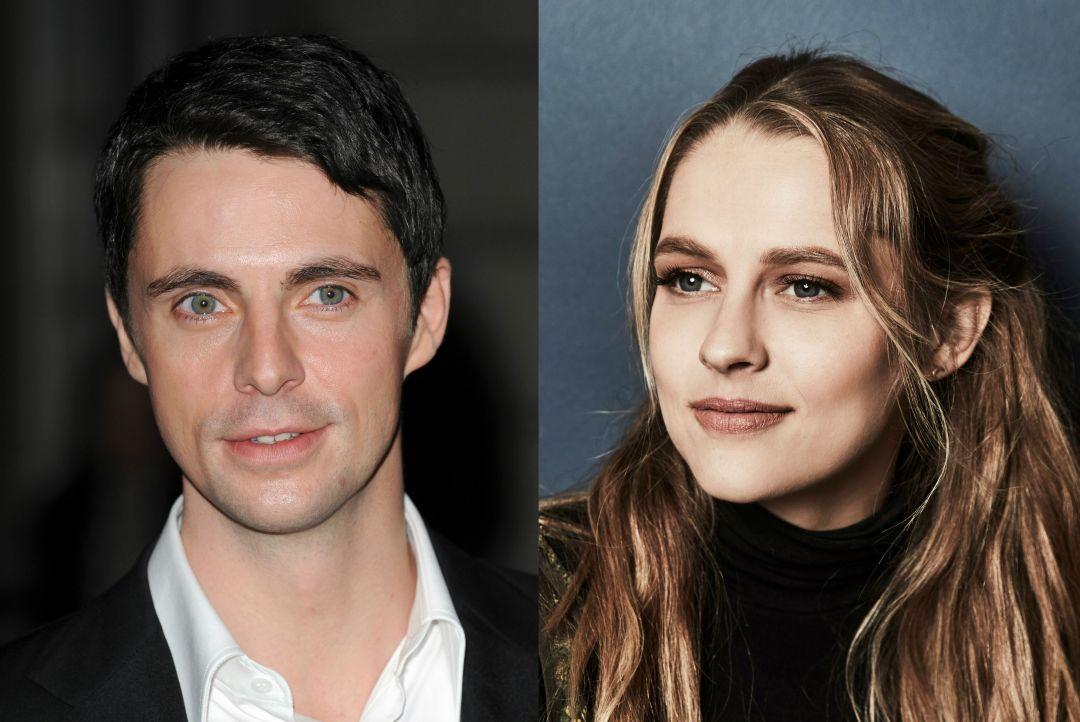 Resultado de imagen para Matthew Goode y Teresa Palmer serán Matthew