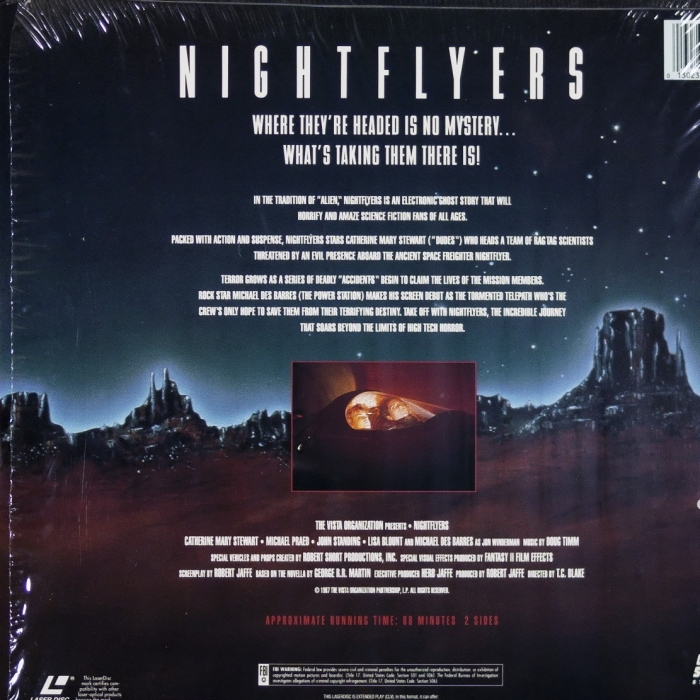 Nightflyers 2
