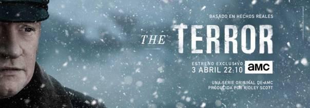 the terror fecha de estreno