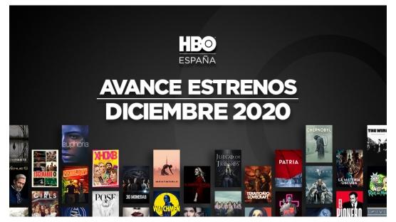 HBO DICIEMBRE